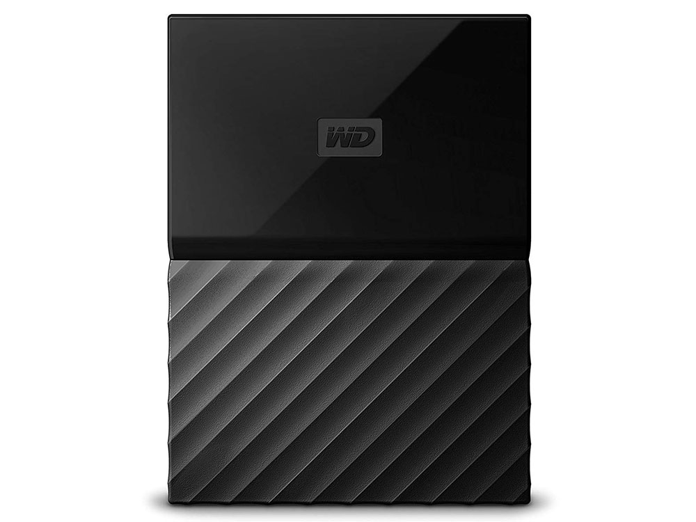Внешний жесткий диск Western Digital My Passport WDBZGE0040BBK-WESN 4Tb 2.5