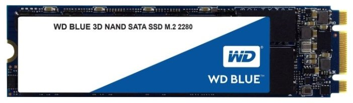 SSD накопитель Western Digital Blue WDS100T 1Tb SATAIII/M.2 bh1750fvi digital light intensity sensor module blue