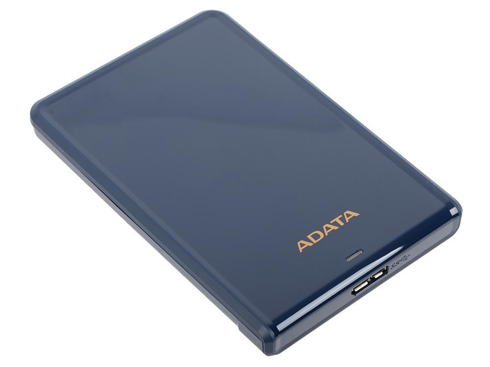 Внешний жесткий диск ADATA HV620S (AHV620S-2TU31-CBL) 2Tb USB 3.1/2.5