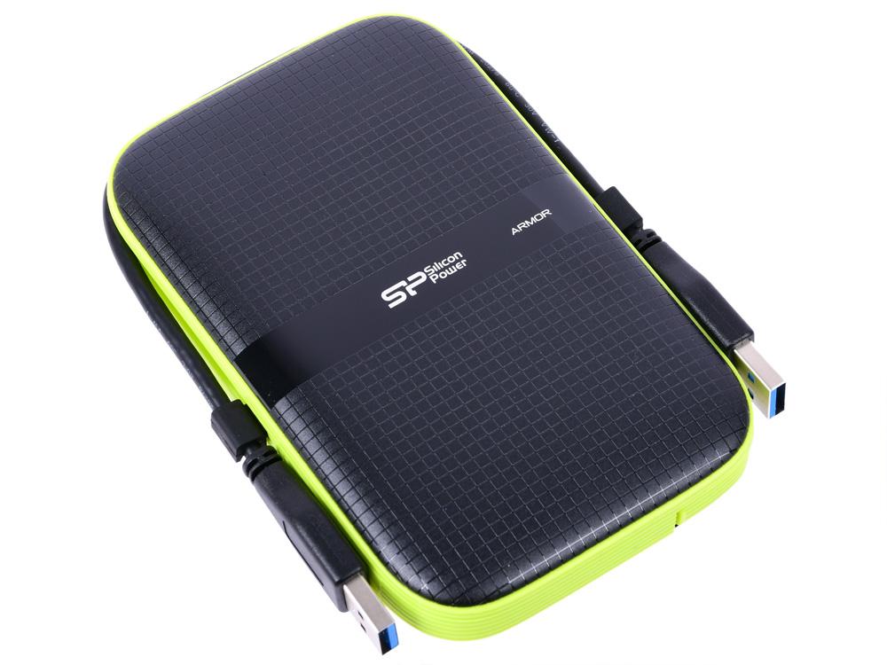 Внешний жесткий диск Silicon Power Armor A60 SP040TBPHDA60S3K 4Tb USB 3.0/2.5