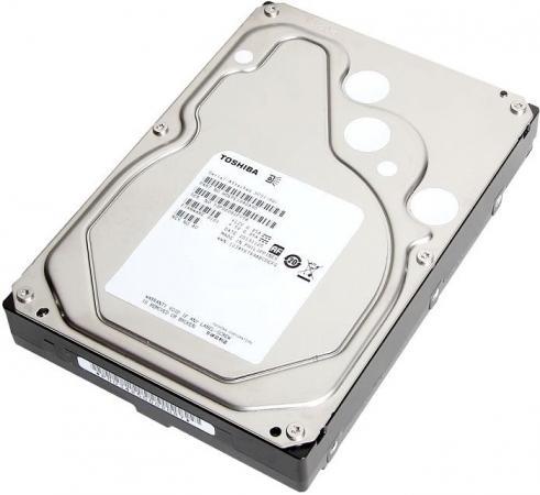 Жесткий диск Toshiba Enterprise Capacity MG04ACA100N 1Tb SATA/3.5