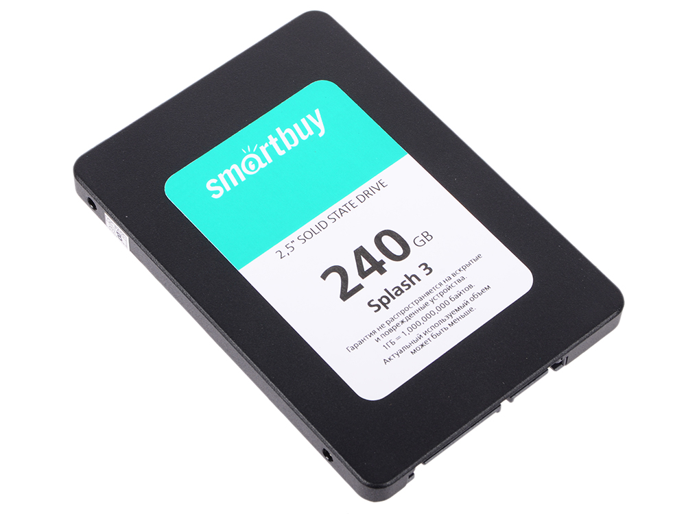 SSD накопитель Smartbuy Splash 3 SB240GB-SPLH3-25SAT3 240GB SATA III/2.5 tator rc multi rotor helicopter tarot t15 pure 3k carbon folding type octa copter main frame kit fpv tl15t00