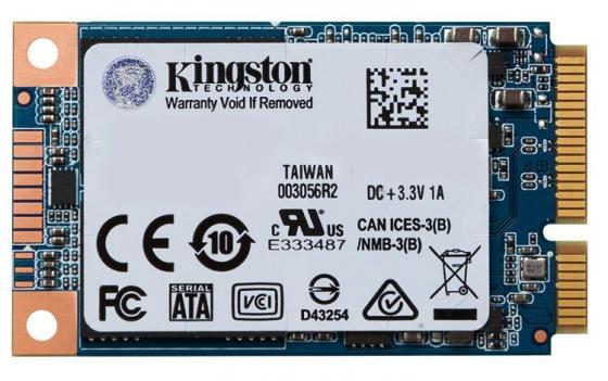 SSD накопитель Kingston UV500 SUV500MS/240G 240Gb mSATA suv500ms 120g