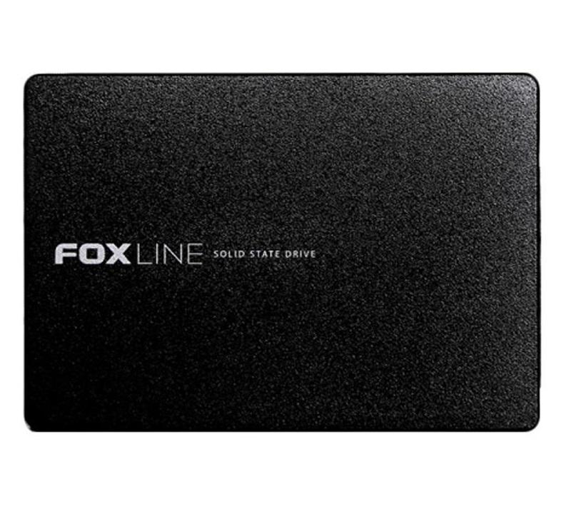 SSD накопитель FOXline FLSSD240X5SE 240Gb SATA/2.5 ssd накопитель smartbuy revival 2 sb090gb rvvl2 25sat3 90gb sata 2 5
