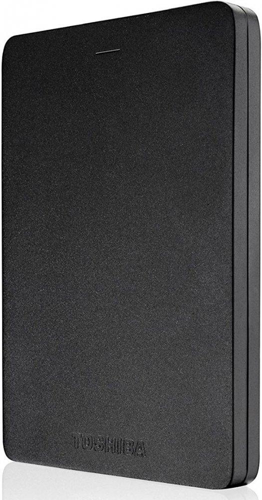 цены Внешний жесткий диск Toshiba Canvio Alu (HDTH310EK3AB) 1Tb USB 3.0/2.5