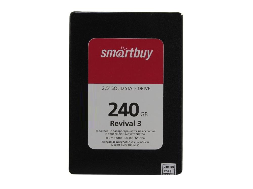 SB240GB-RVVL3-25SAT3, Smartbuy  - купить со скидкой