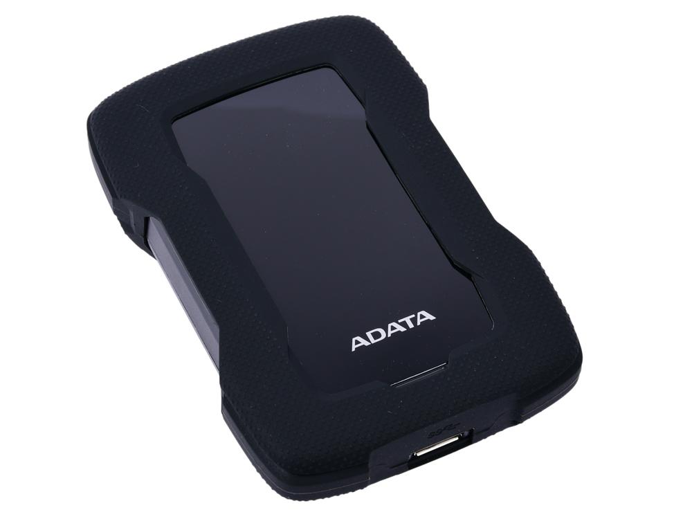 Внешний жесткий диск ADATA HD330 AHD330-5TU31-CBK 5Tb USB 3.1/2.5