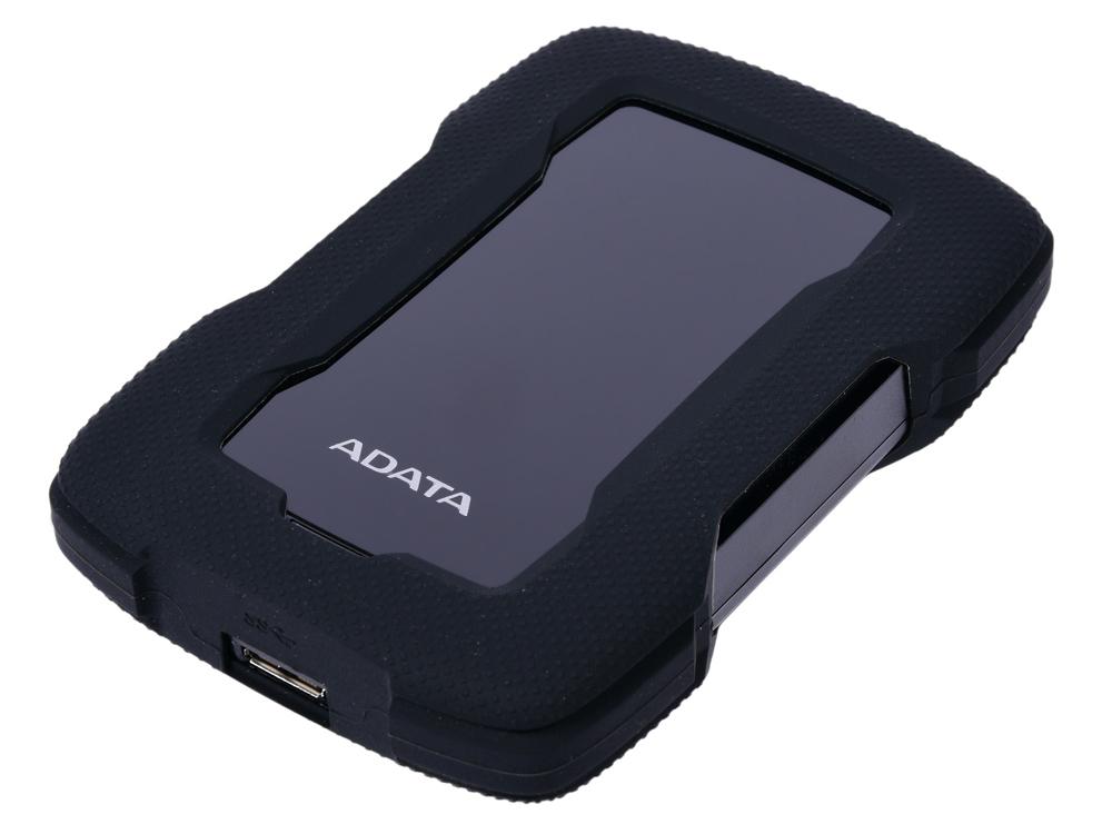 Внешний жесткий диск A-Data HD330 AHD330-4TU31-CBK 4Tb 2.5