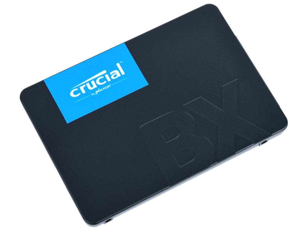 "SSD накопитель Crucial Micron BX500 CT120BX500SSD1 120GB SATA III/2.5"""