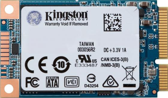 SSD накопитель Kingston UV500 (SUV500MS/480G) 480Gb mSATA цена