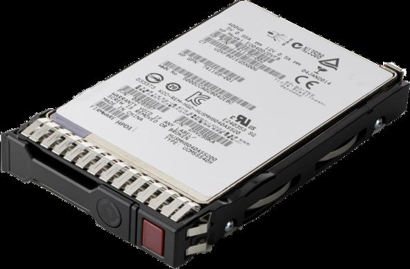 цена на SSD накопитель HP P06194-B21 480Gb SATA/2.5