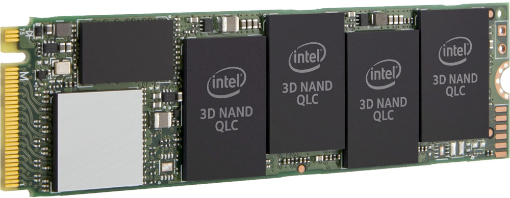 SSD накопитель Intel 660p SSDPEKNW512G8X1 512Gb PCI-E x4/M.2 цена и фото