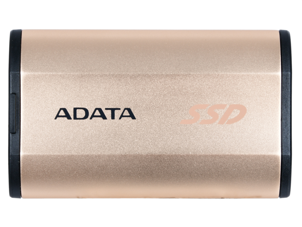 Внешний жесткий диск 256Gb SSD Adata SE730H Series Gold (USB 3.1 Type-C, 500/500Mbs, 3D TLC, IP68, 73х44х12mm, 33g) цены