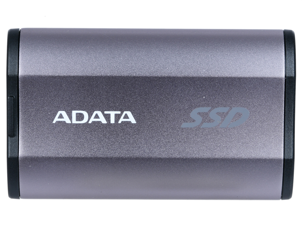 Внешний жесткий диск 256Gb SSD Adata SE730H Series Titanium (USB 3.1 Type-C, 500/500Mbs, 3D TLC, IP68, 73х44х12mm, 33g) цены