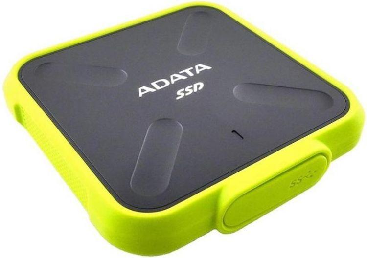 Внешний жесткий диск ADATA SD700 ASD700-1TU31-CYL 1Tb USB 3.1