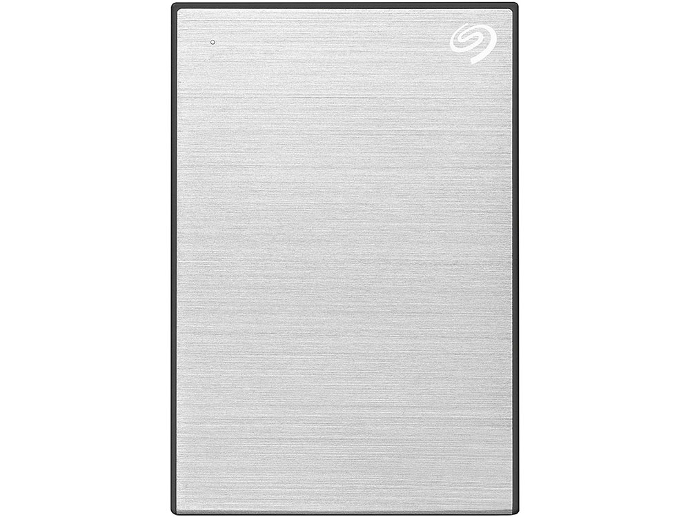 Внешний жесткий диск 1TB SEAGATE Backup Plus SlimUSB3.1 SILVER STHN1000401 жесткий диск seagate st1000nx0313