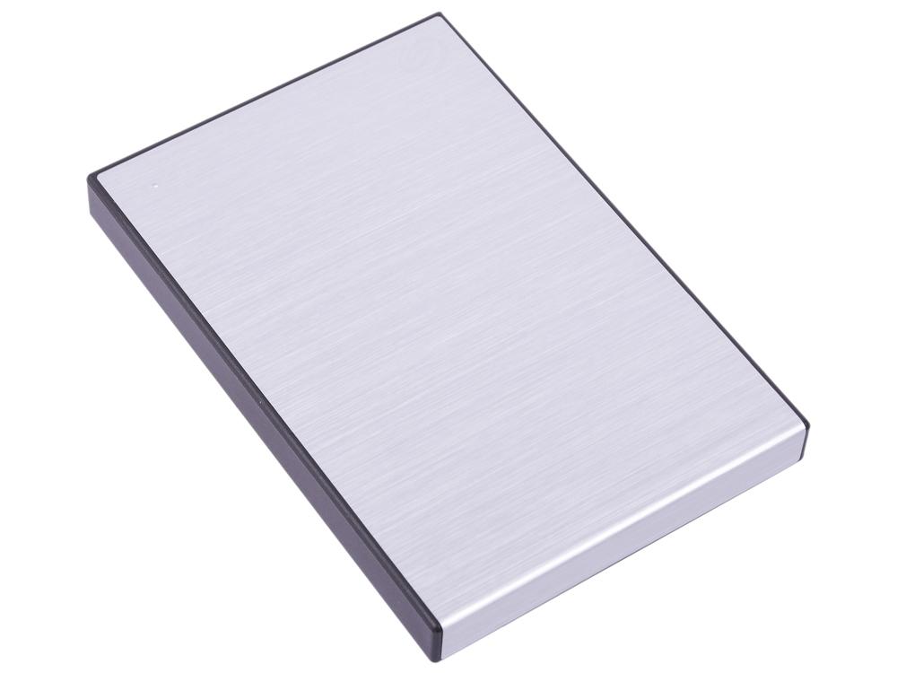 Внешний жесткий диск 1TB SEAGATE Backup Plus SlimUSB3.1 SILVER STHN1000401 цена и фото