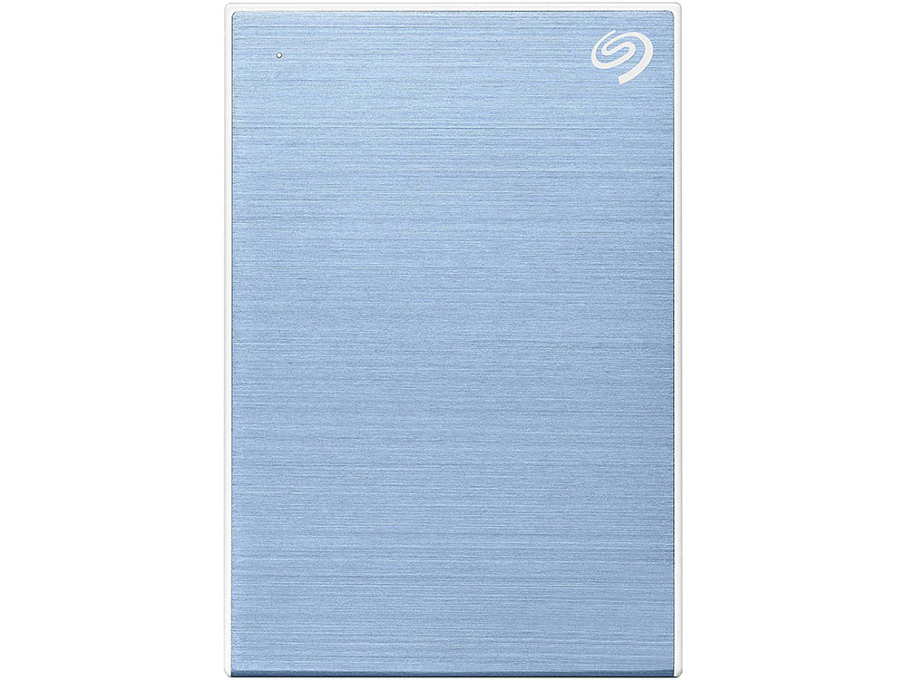 Внешний жесткий диск 1TB SEAGATE Backup Plus Slim USB3.1 LIGHT BLUE STHN1000402 seagate st1000lm024