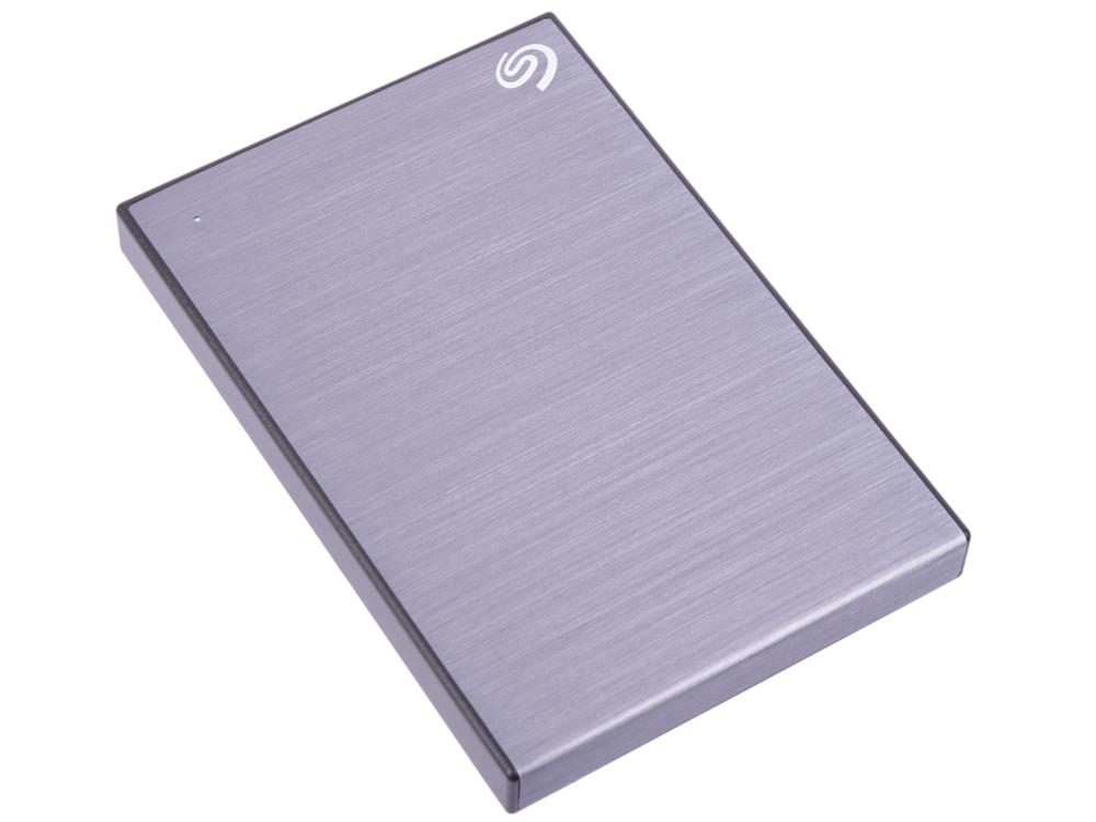 Внешний жесткий диск 1TB SEAGATE Backup Plus Slim USB3.1 GRAY STHN1000405 seagate backup plus stdr1000 1tb черный