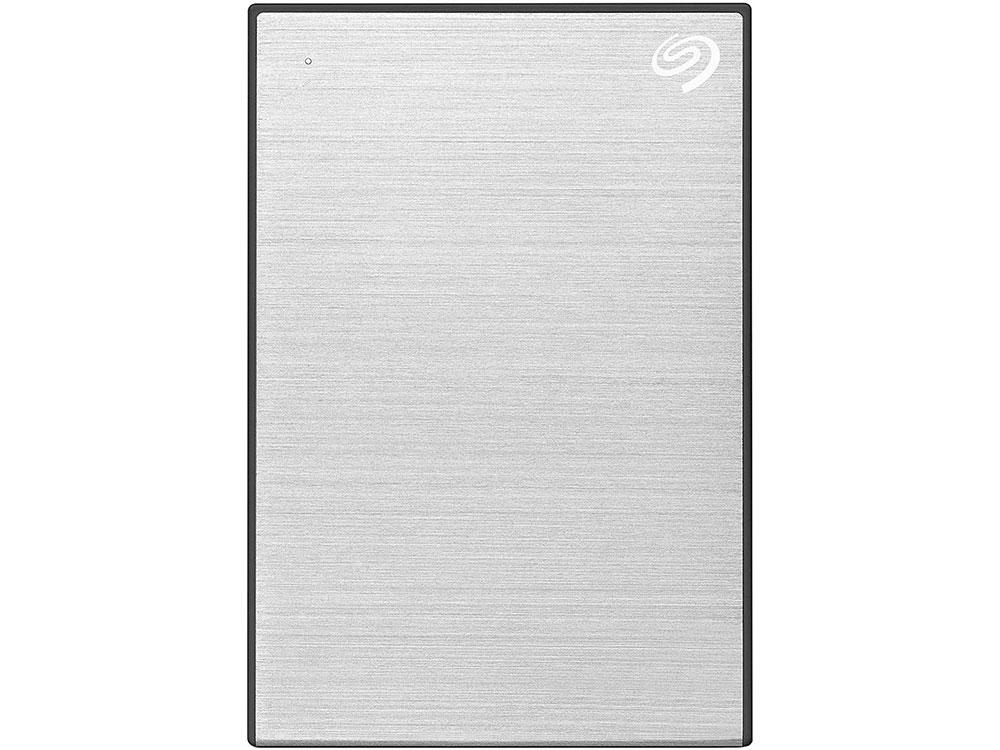 Внешний жесткий диск 2TB SEAGATE Backup Plus Slim USB3.1 SILVER STHN2000401 все цены