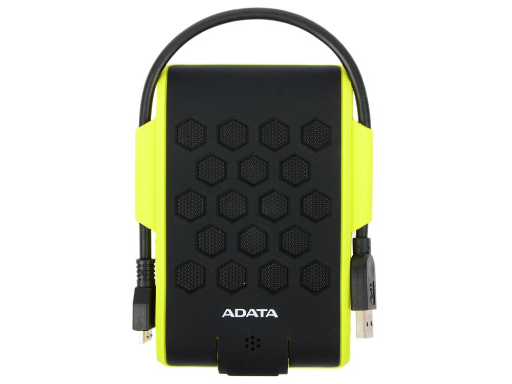 Внешний жесткий диск A-Data DashDrive Durable HD720 AHD720-2TU31-CGN 2Tb USB 3.0 внешний жесткий диск a data hd720 1tb синий ahd720 1tu3 cbl