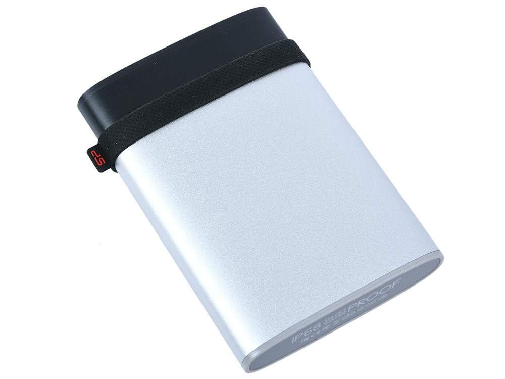 Внешний жесткий диск Silicon Power Armor A85 SP050TBPHDA85S3S 1Tb USB 3.0/2.5