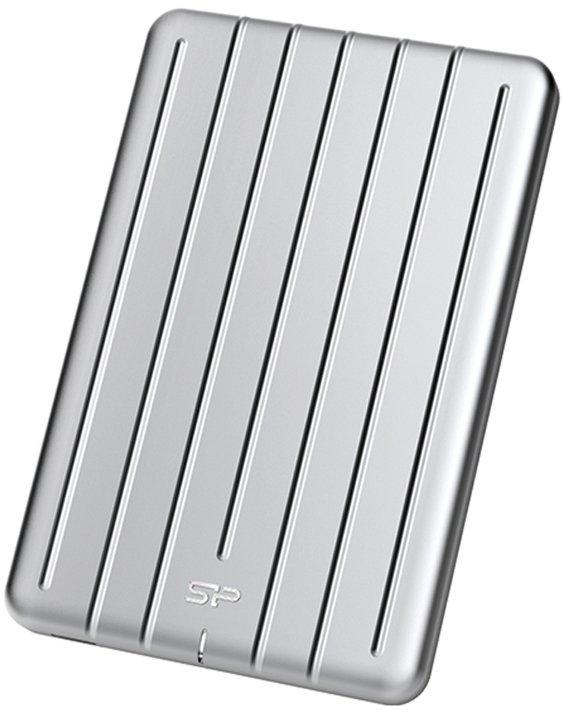 Внешний SSD диск Silicon Power Bolt B75 SP128GBPSDB75SCS 128Gb USB Type-C/2.5