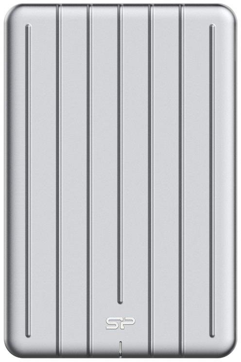 Внешний SSD диск Silicon Power Bolt B75 SP256GBPSDB75SCS 256Gb USB Type-C/2.5