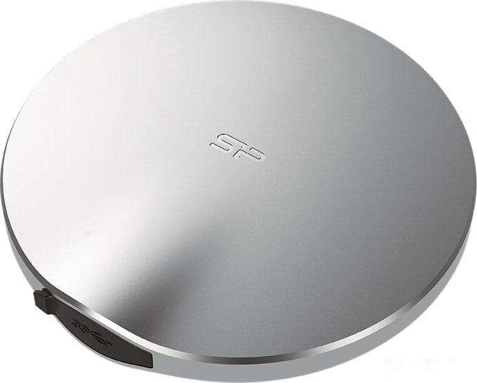 Внешний SSD диск Silicon Power Bolt B80 (SP120GBPSDB80SCS) 120Gb USB Type-C недорого