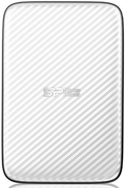 Внешний жесткий диск Silicon Power Diamond D20 (SP010TBPHDD20S3W) 1Tb USB 3.1/2.5