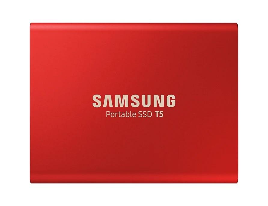 Внешний жесткий диск Samsung T5 MU-PA500R/WW 500Gb USB Type-C внешний жесткий диск transcend 2tb storejet 2 5 m3c usb type c и type a