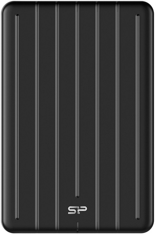 Внешний жесткий диск Silicon Power Bolt B75 Pro SP020TBPSD75PSCK 2Tb USB Type-C/2.5 внешний жесткий диск transcend 2tb storejet 2 5 m3c usb type c и type a