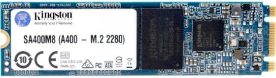 SSD накопитель Kingston A400 (SA400M8/240G) 240Gb PCI Express/M.2 цена и фото