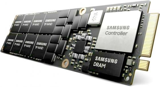 SSD накопитель Samsung MZ1LB960HAJQ-00007 960Gb PCI-E x4 внутренний ssd накопитель samsung 960 evo 1000gb m 2 pci e 3 0 x4 tlc черный mz v6e1t0bw
