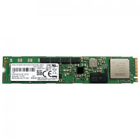 SSD накопитель Samsung PM983 MZ1LB1T9HALS-00007 1.92Tb PCI-E x4 внутренний ssd накопитель samsung 960 evo 1000gb m 2 pci e 3 0 x4 tlc черный mz v6e1t0bw