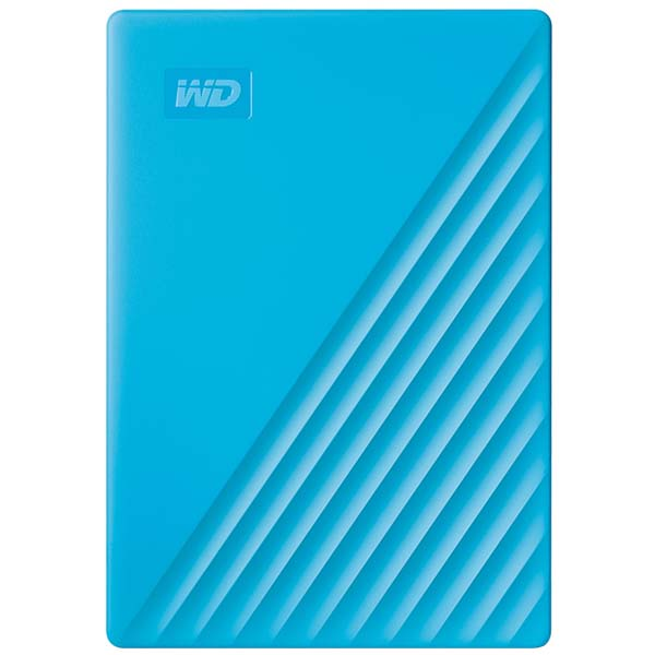 Внешний жесткий диск Western Digital My Passport (WDBYVG0020BBL-WESN) 2Tb USB 3.0/2.5
