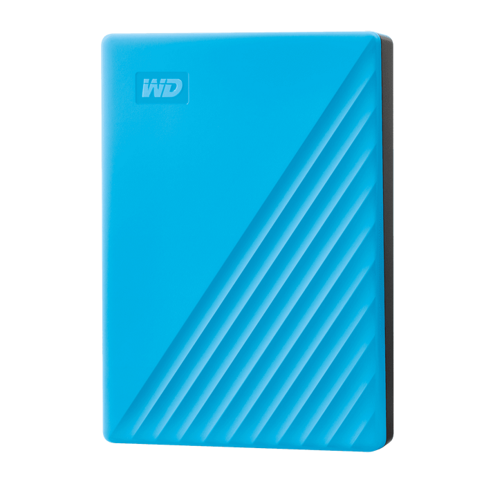 Внешний жесткий диск Western Digital My Passport WDBPKJ0040BBL-WESN 4Tb USB 3.0/2.5 my passport
