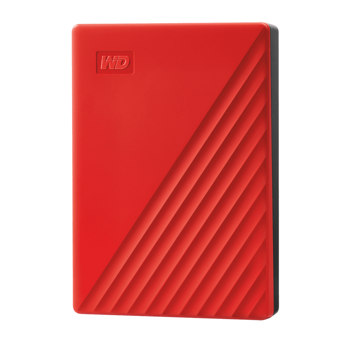 Внешний жесткий диск Western Digital My Passport WDBPKJ0040BRD-WESN 4Tb USB 3.0/2.5