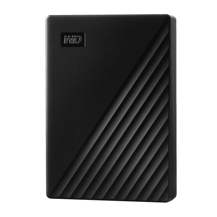 Внешний жесткий диск Western Digital My Passport WDBPKJ0050BBK-WESN 5Tb USB 3.0/2.5 my passport