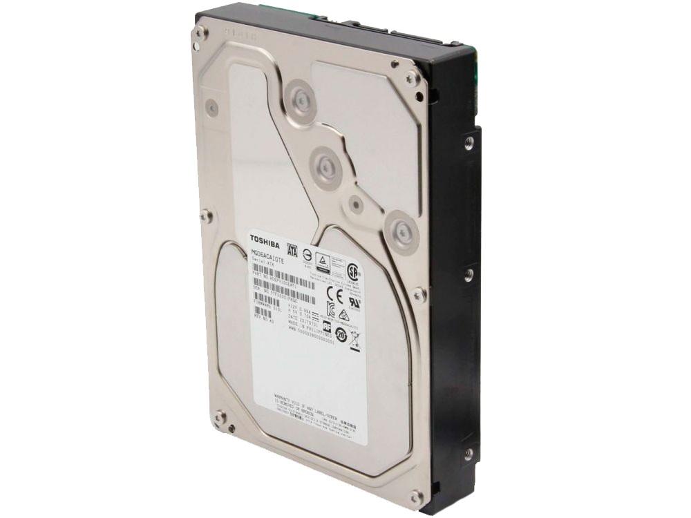 Жесткий диск Toshiba Enterprise Capacity (MG06ACA10TE) 10Tb SATA/3.5/7200 rpm/256Mb