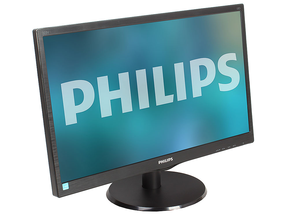 223V5LSB2 монитор philips 223v5lsb2