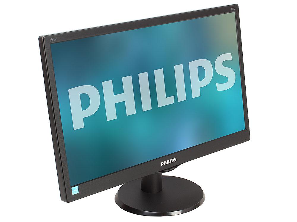 193V5LSB2 монитор philips 193v5lsb2