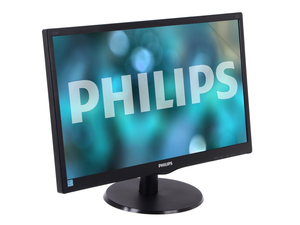 223V5LHSB монитор philips 223v5lhsb