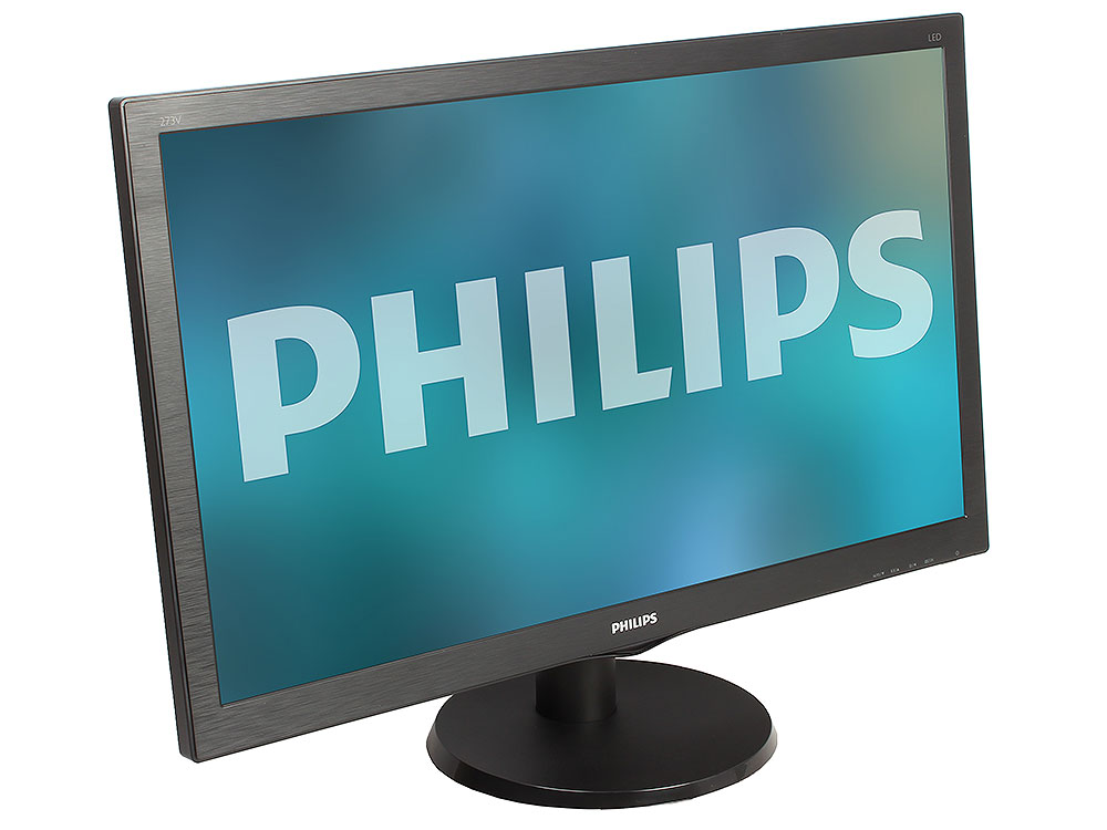 273V5LSB монитор philips 273v5lsb black
