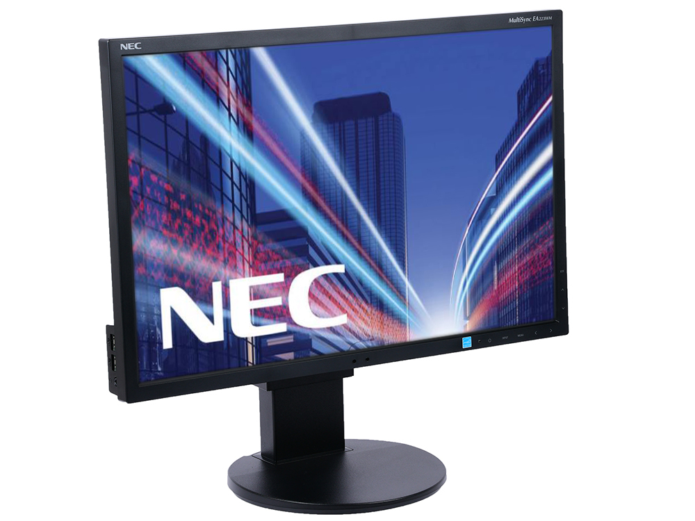 Монитор Nec MultiSync EA223WM 22
