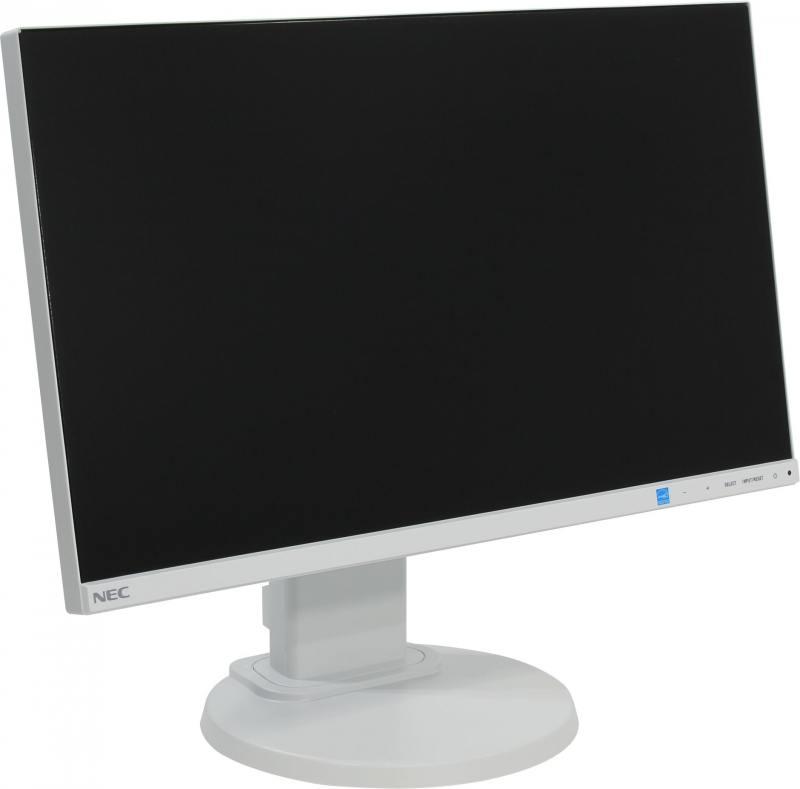 "Монитор Nec E221N 22"" White 1920 x 1080 (16:9) / 75Hz / AН-IPS / 6ms / VGA, DP, HDMI"