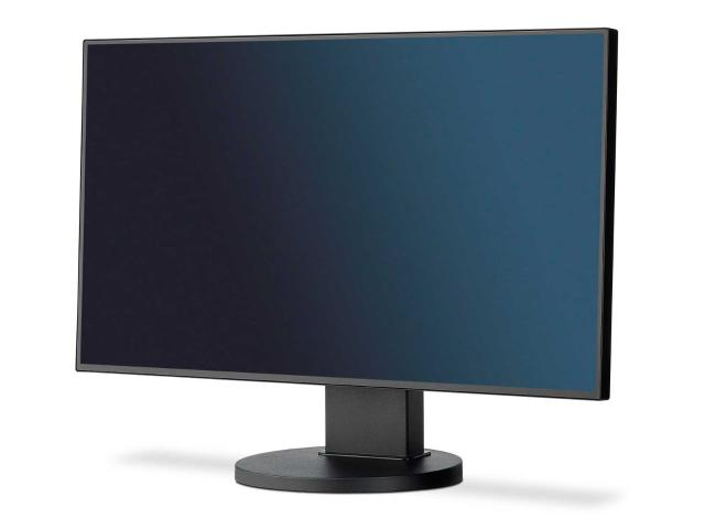 Монитор Nec EX241UN 24 Black 1920x1080/IPS/75Hz/6ms/VGA (D-Sub), DVI, DP, HDMI, USBhub, Speaker монитор 24 aoc 24b1xh ips 1920x1080 7ms d sub hdmi