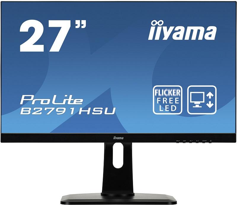 Монитор iiYama B2791HSU-B1 27
