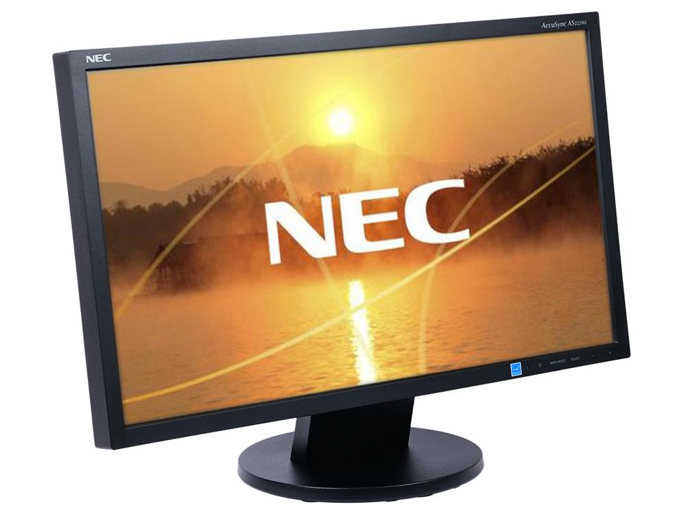 Монитор Nec AccuSync AS222Wi-BK 22
