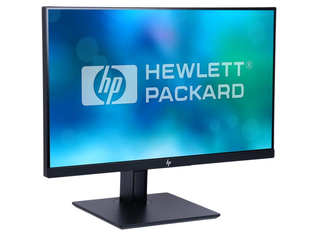 Монитор HP Z23n G2 1JS06A4 23 Black 1920 x1080/TFT IPS/5ms/VGA (D-Sub), HDMI, DP, USBhub монитор жидкокристаллический nec монитор lcd 21 3 [4 3] 1600х1200 ips nonglare 440cd m2 h178° v178° 1500 1 16 7m color 8ms vga d